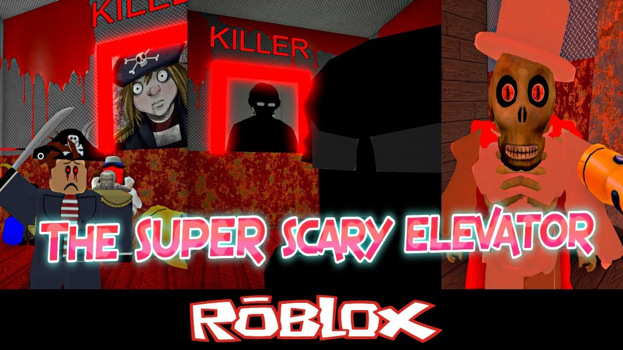 The Nightmare Elevator By Bigpower1017 Roblox Youtube - The Observer The Super Scary Elevator By Jaydenthedogegames