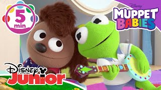 Muppet Babies | Summer Songs Music Videos 🎶 | Disney Junior UK