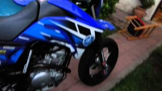 Yamaha XTZ 250 Lander Supermotard