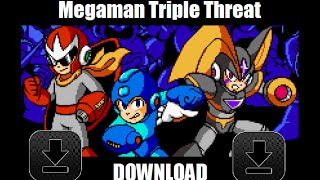 Descargar Megaman Triple Threat [Download + New Link] configurado