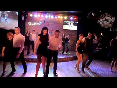Blues Performance of Lindy Hop Bulgaria II.2017