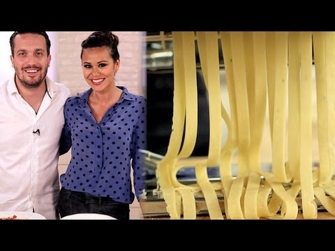 Make Fresh Homemade Pasta With Chef Fabio Viviani | Food How To