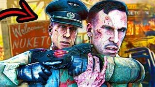 EVIL RICHTOFEN WILL BETRAY ENTIRE CREW: Secret Ultimis Richtofen Storyline (Zombies Theory)