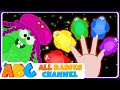 Skeleton Vs Dino Colors Skeleton Finger Family Collection | Finger Family | All Babies Channel