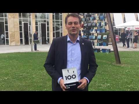 rexx systems gewinnt die TOP 100 Auszeichnung