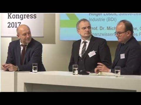 Welchen ökonomischen Rahmen braucht die Integrierte Energiewende? Debatte beim dena-Kongress