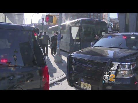 Greyhound Bus Stolen Near Port Authority