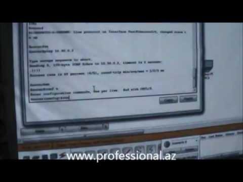 Professional IT Training Center - Cisco RIP by Sadig Ismayilov