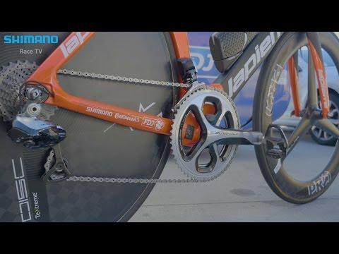 The Time Trial Bikes of the Vuelta a España