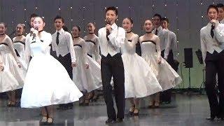 劇主演は松岡恵さん 宝塚音楽学校の文化祭で105期生が舞台に