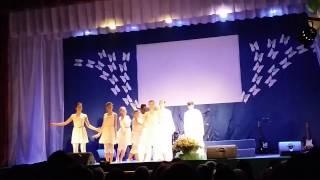Танец во славу Господа Христа церковь Живая Надежд