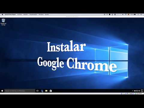 Como baixar e instalar o Google chrome no windows 10 | Doovi