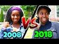 KIDS IN 2008 VS 2018 - Onyx Life