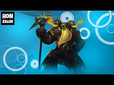HoN Pyromancer Gameplay - `ColdPlay``` - Legendary