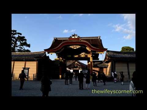 Kinkakuji Castle and Nijo Castle