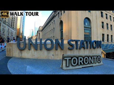 UNION STATION Toronto Under Renovations