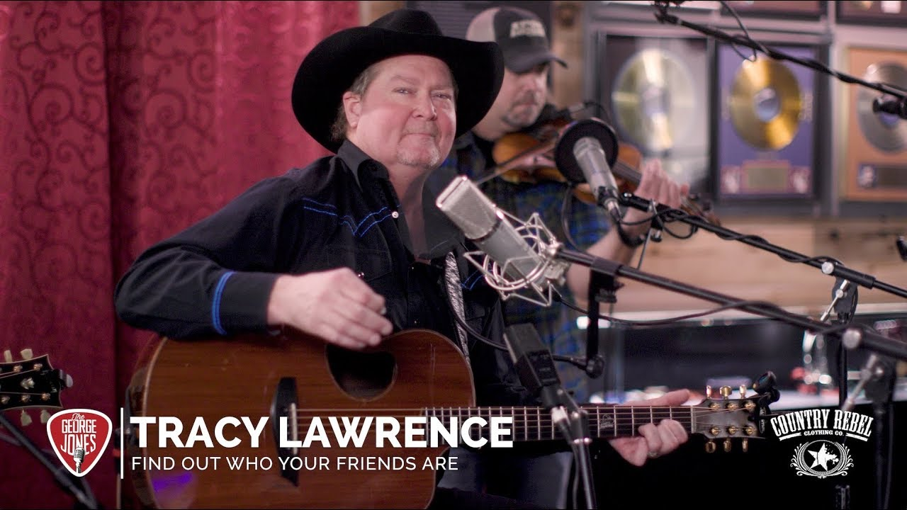country music find out who your friends are