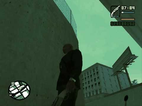 Gta San Andreas Bu Adam ölmüyor