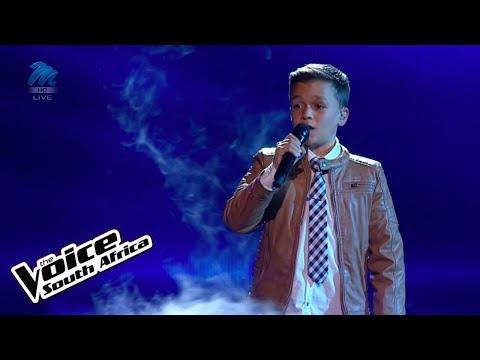 Joshua Bouwer – 'A Million Dreams' | Live Shows | The Voice SA | M-Net