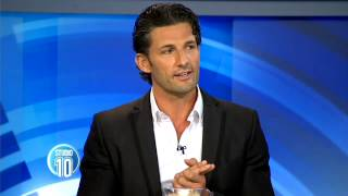 The Bachelor's Tim Robards | Studio 10