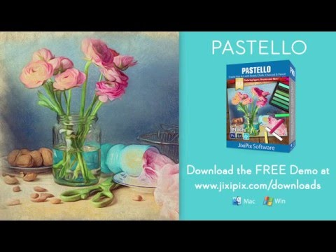 Pastello - Create A Soft Pastel Drawing