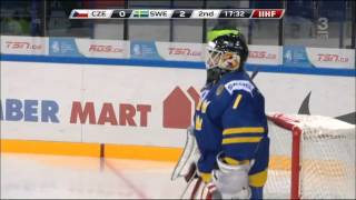 IIHF World U20 Championship 2013: Czech Republic - Sweden