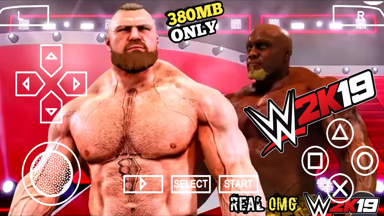 WWE 2K21 Patch Mod For Gamernafz v1.49 Download For Android