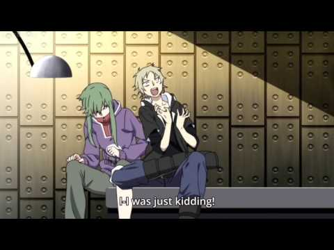 Kano Gets Hit (Mekakucity Actors) Kano Abuse