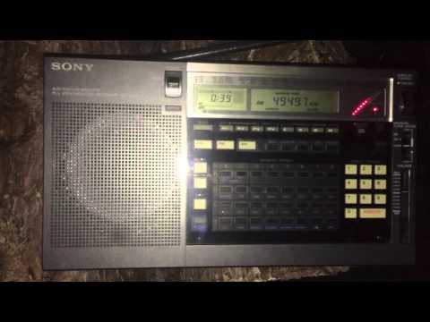 DX'pedition: Rádio Nacional de Angola 4949.7 kHz, first reception