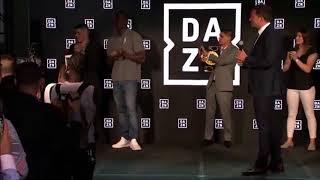 DAZN USA launch press conference ft Joshua vs Povetkin