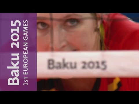 DAY 12 Replay | Fencing, Beach Soccer, Volleyball | Baku 2015 European Games