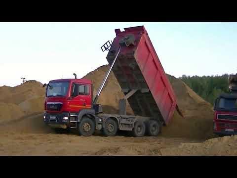 929-28-09 - Щебень Купить грунт Песок с доставкой  Санкт-Петербург СПб