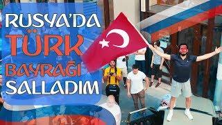 Rusya'da Türk Bayrağı Salladım - Hayrettin 🇹🇷🇹🇷🇹🇷🇹🇷🇹🇷🇹🇷🇹🇷🇹🇷🇹🇷🇹🇷