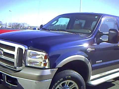 2006 ford f250 king ranch crew cab youtube. Black Bedroom Furniture Sets. Home Design Ideas