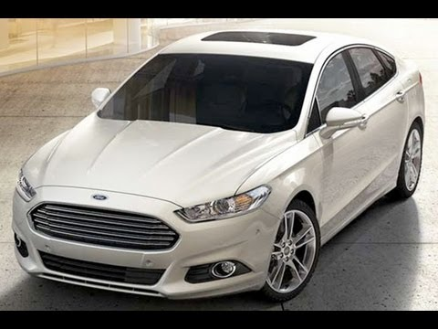 2017 Ford Fusion Start Up And Review 1 6 L Turbo 4 Cylinder Ecoboost