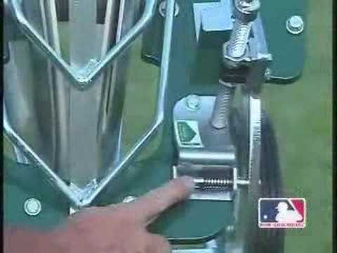 hummer pitching machine