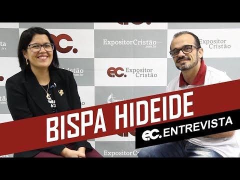 Bispa Hideide Brito Torres lança livro Corajosas