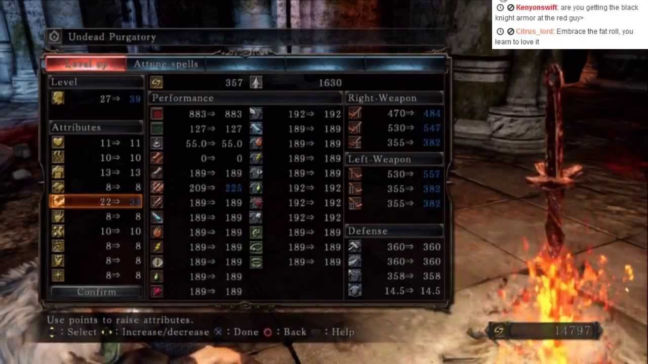 Dark Souls 2 Beta - Pure Str Build, Fisticuffs ... - photo#42