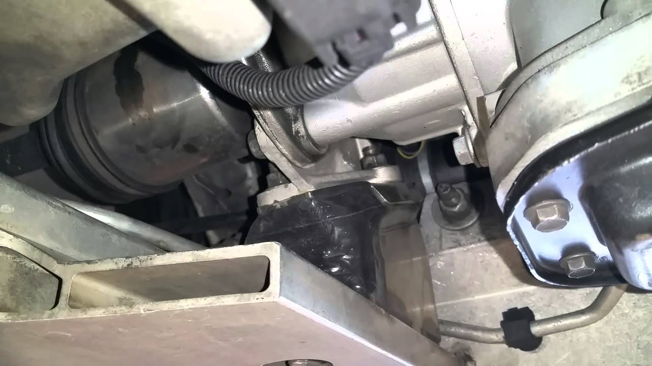 2007 Chevy Impala Engine