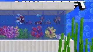 How to Make AQUARIM in Minecraft [Tutorial]