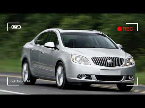 HOT NEWS Chinese Market Buick Excelle GT Previews Next Verano