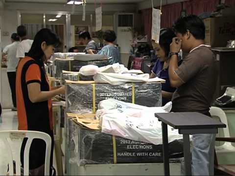 Comelec to spend P8B for lease of 93,000 new machines