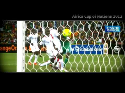 Africa Cup of Nations 2013 TOP 10 Goals