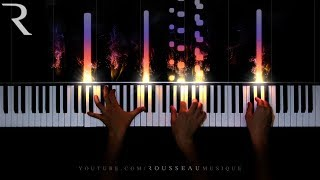 Utada Hikaru & Skrillex - Face My Fears (Piano Cover) [Kingdom Hearts III]