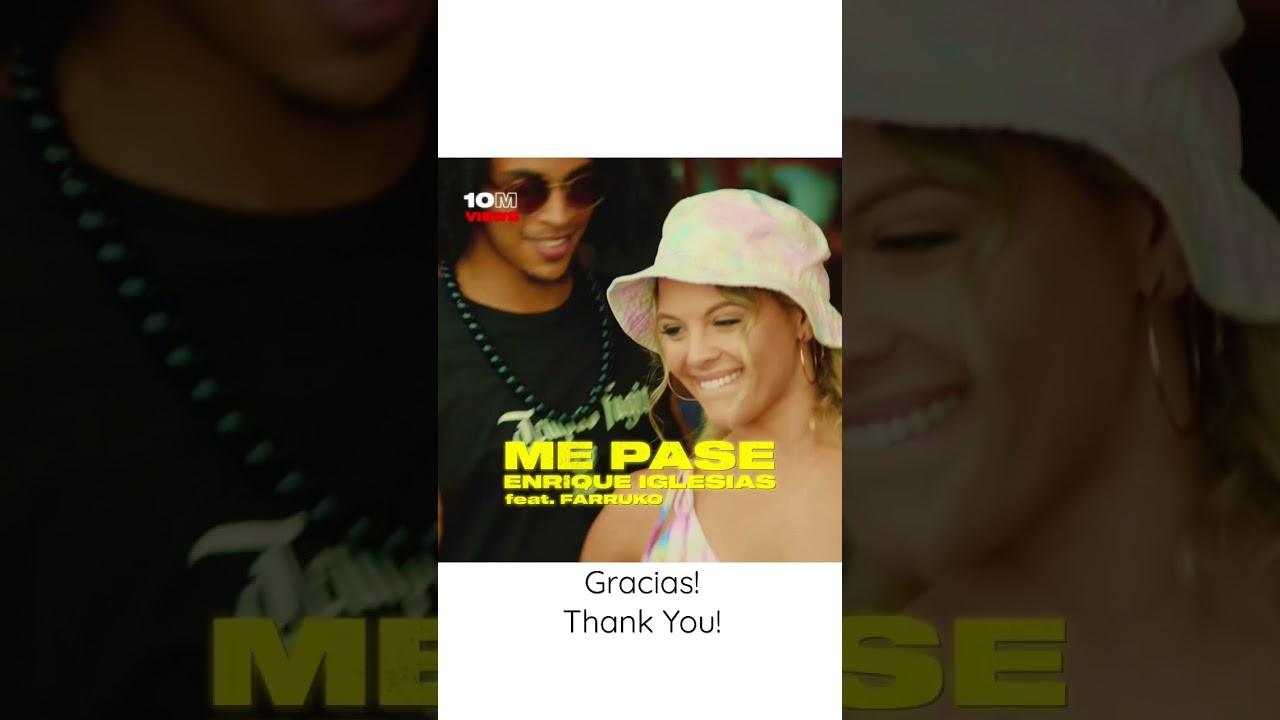 10M views on #MEPASE