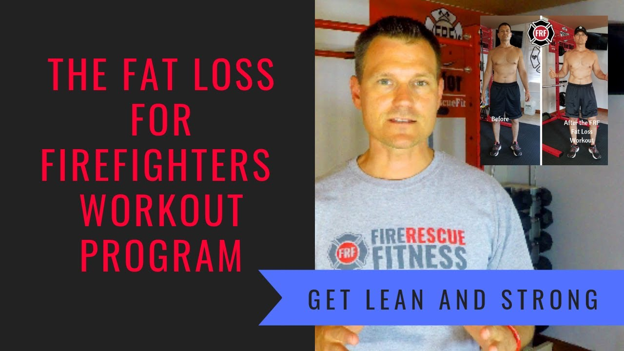 rapid fat loss for firefighters pdf