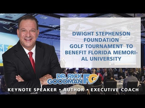 Dwight Stephenson Foundation Golf Tournament  to Benefit Florida Memorial University
