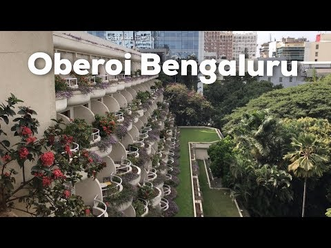 Oberoi Hotel At MG Road In Bengaluru