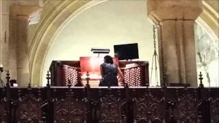 Chelsea Chen plays Messiaen: Dieu Parmi Nous