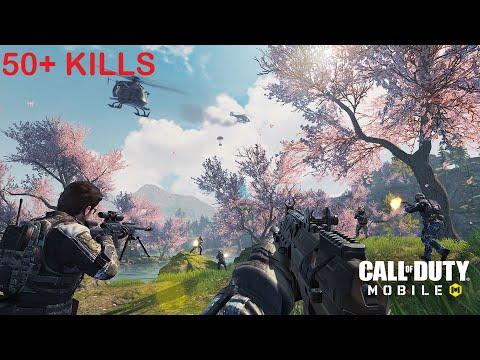 NukeTown | Multiplayer hard-point | Call of Duty Mobile | GameReBorn |